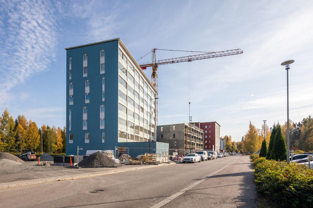 As. Oy Järvenpään Välskärinhovi
